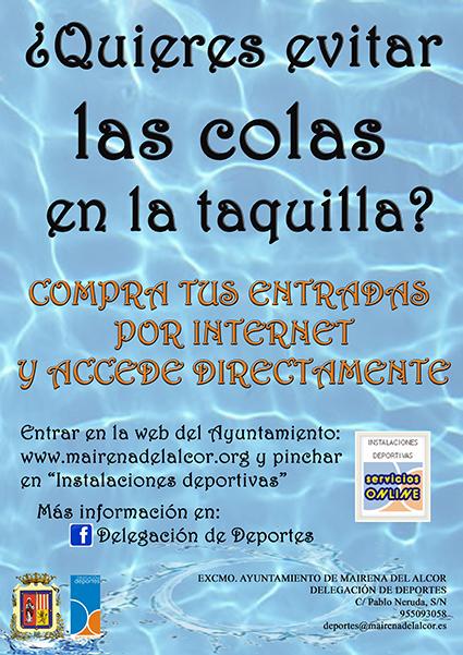 Noticias for Piscina mairena del alcor 2017